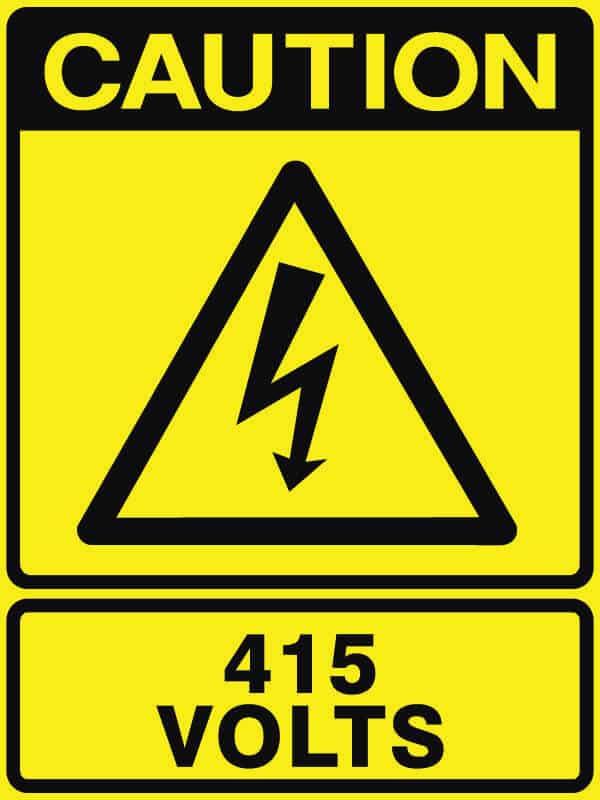 CB-36 415 Volts