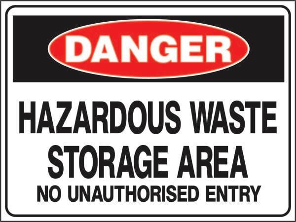 PS-1-hazardous-waste-storage-area