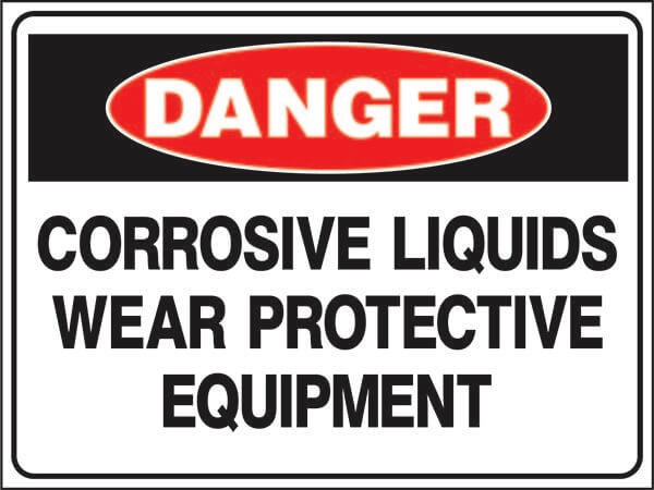 Corrosive-Liquids