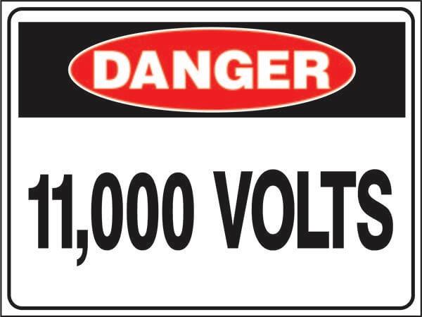 DS-49 11,000-volts