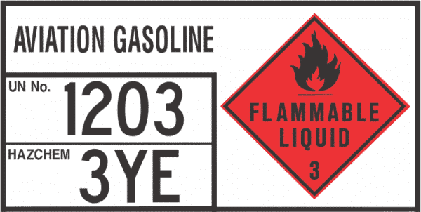 HAZ2 STORAGE EIP - signsmart-aviation-gasoline-flammable-signs
