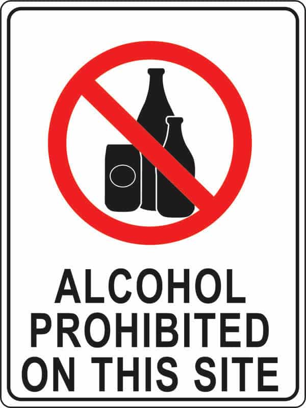 PS-1 alcohol-prohibited