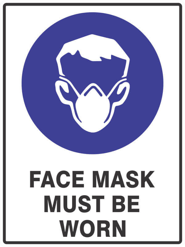SM7 FACE MASK - signsmart - signs