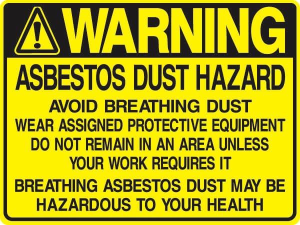 WAL-1 Asbestos Dust