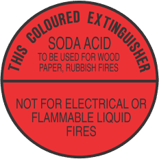 ELS1 RED CIRCLE - signsmart-this-coloured-extinguisher-soda- signs