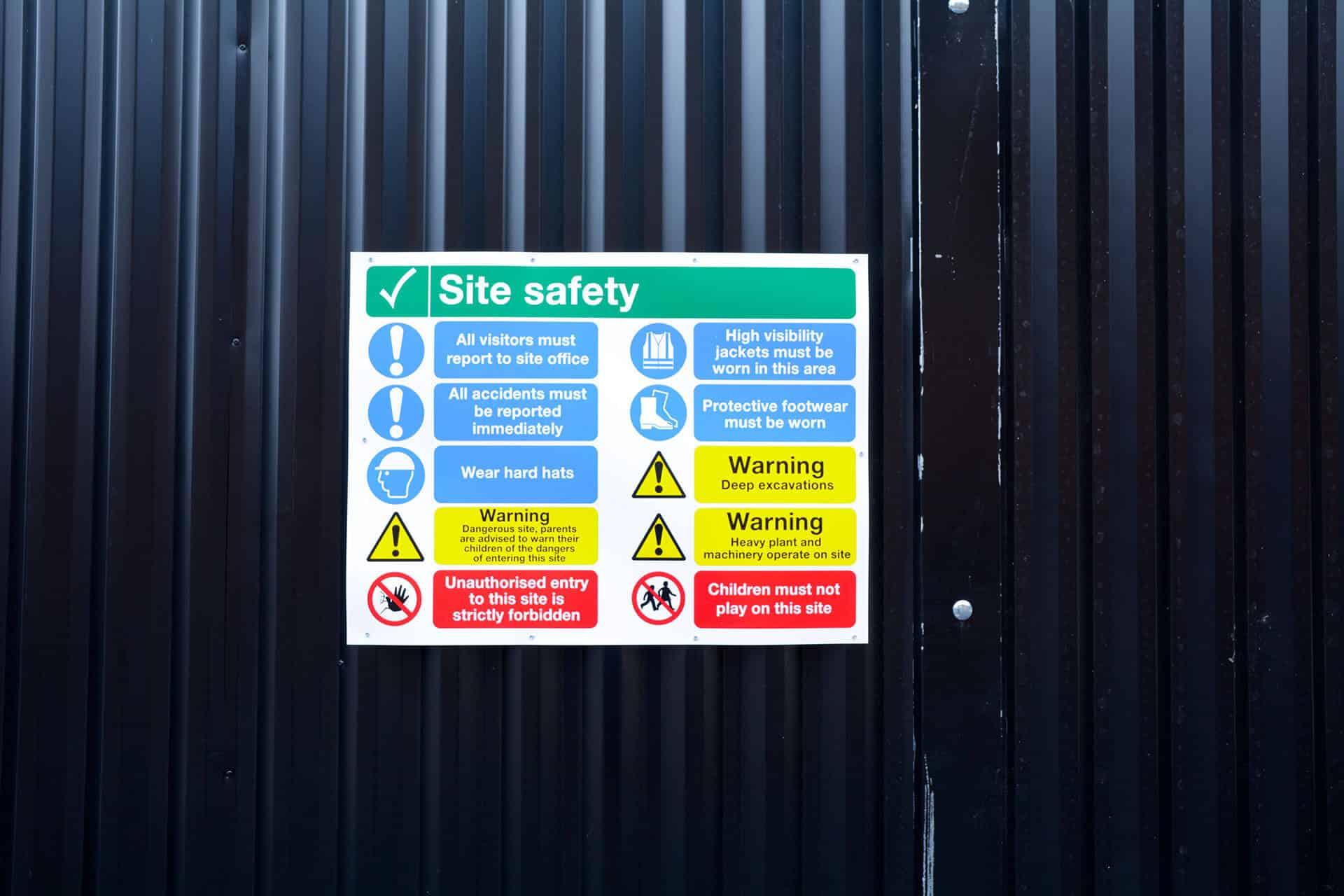 site-safety-panel-signsmart